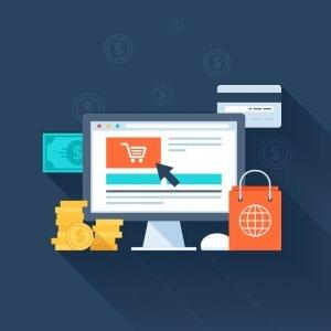 Online Shopping Blog Background - LDP Associates, Inc.