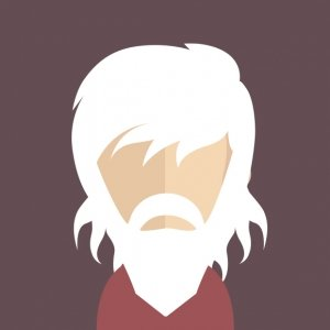 Man With Beard Cartoon Image - LDP Associates, Inc.