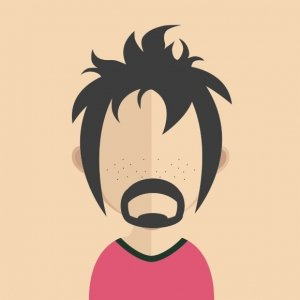 Man With Freckles Cartoon Image - LDP Associates, Inc.