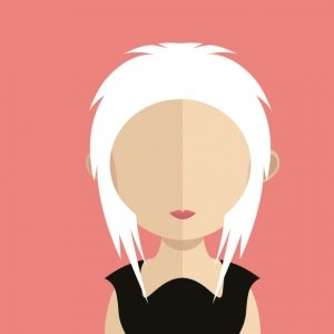 Woman With Light Hair Cartoon Image - LDP Associates, Inc.